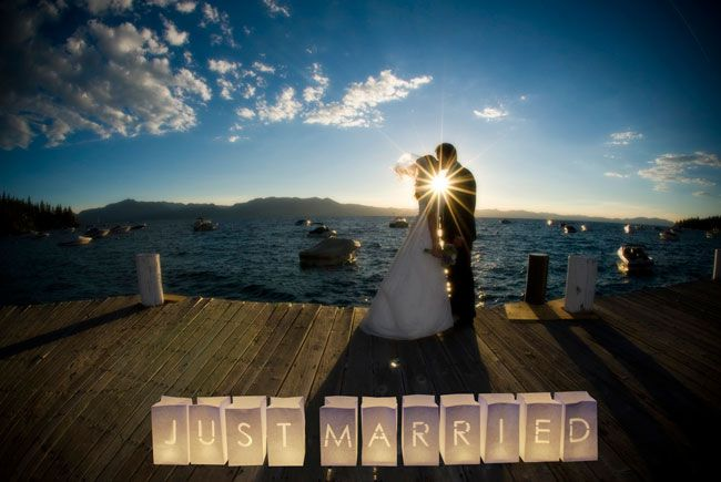 7-of-the-best-new-wedding-signs-and-sayings-for-2014-JUST-MARRIED--paper-lanterns-17.50-The-Wedding-of-my-Dreams