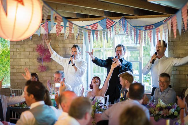 Our real brides tell us exactly what made them choose to add these 20 unique touches to their wedding day and how they wowed! mattbowenphotography.co.uk