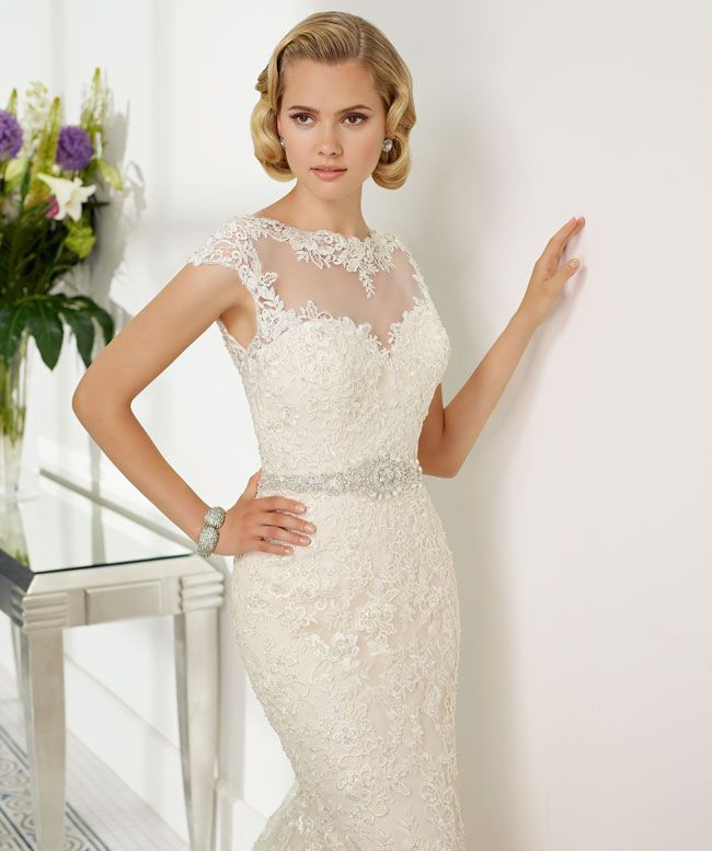 Perfect Wedding Gowns: Create Your Perfect Bridal Silhouette With A Dress From