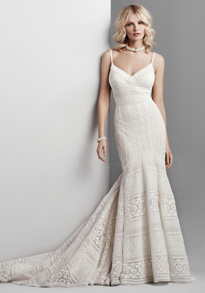 A beach wedding requires an amazing gown! Read our top tips on choosing destination wedding dresses and see our top picks from the latest collections here!