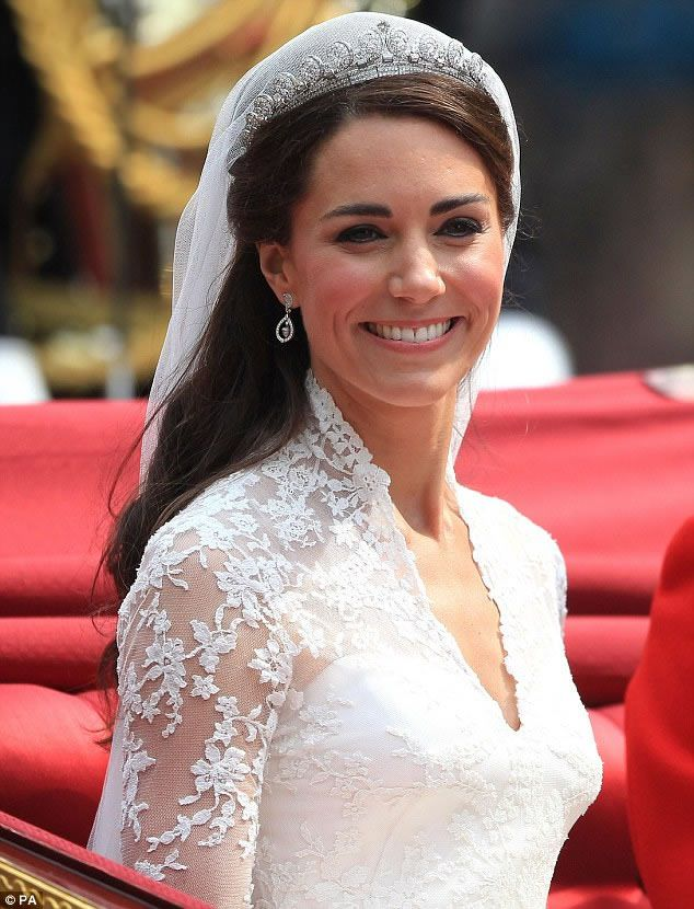 Fit For A Princess Your Guide To The Wedding Tiara