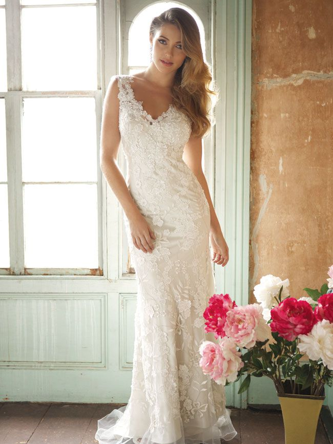 hate-strapless-try-these-new-wedding-dresses-with-straps-from-allure-bridals-8800F-AD