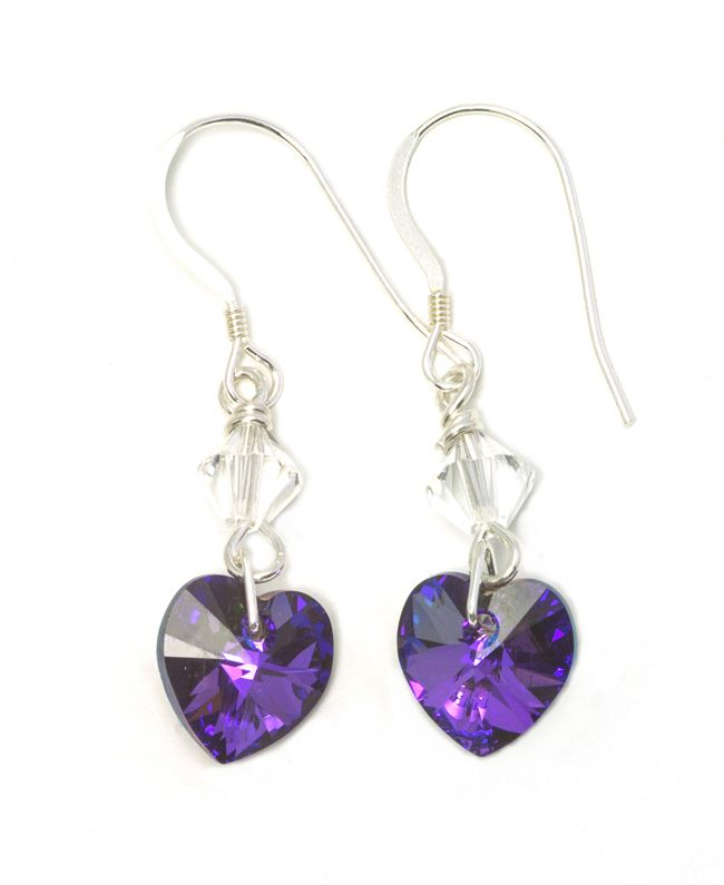 need-some-bridesmaid-gift-ideas-julieann-beads-has-the-answer-Heliotrope-Heart-Earrings-19.50