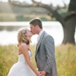 Samantha and Craig's real wedding © Studio 1208