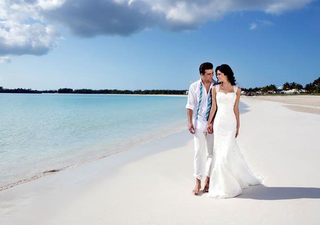 21 Of The Most Beautiful Destination Wedding Dresses