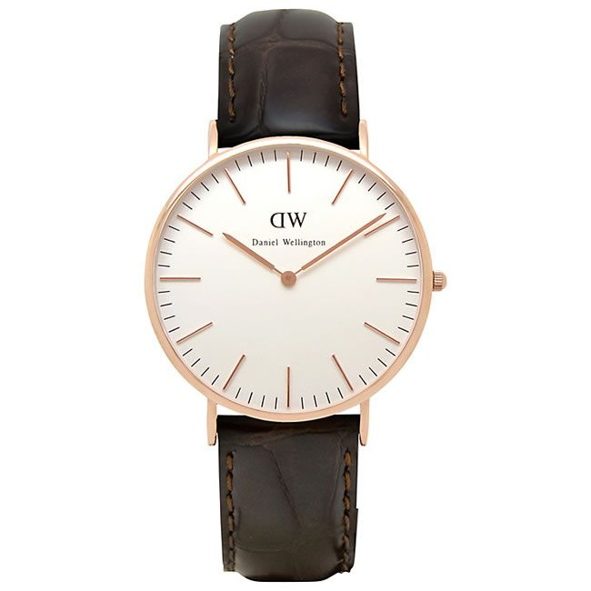 10-grooms-gifts-to-surprise-your-man-with-on-the-wedding-day-daniel-wellington-watch-£179