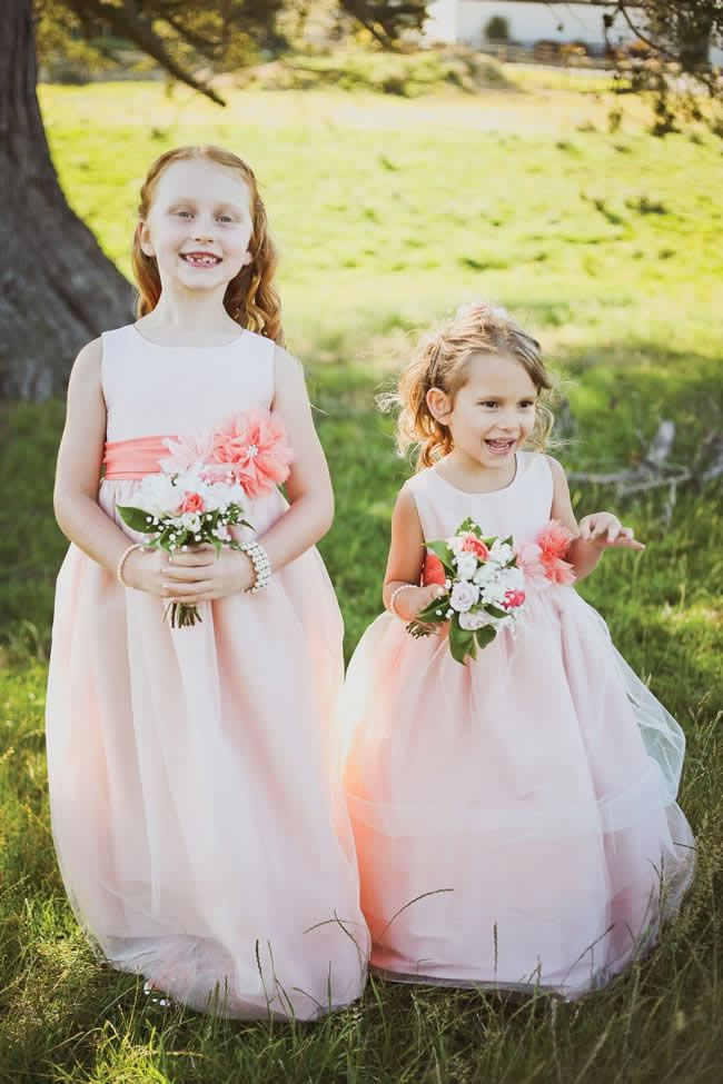 14 Amazing DIY Details from Real Weddings flower girls