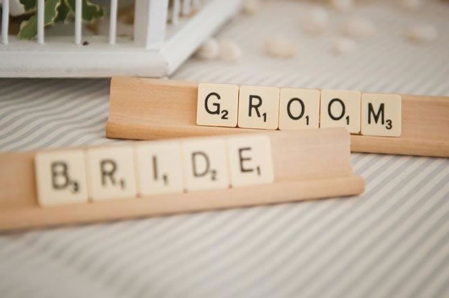 14 Amazing DIY Details from Real Weddings place cards
