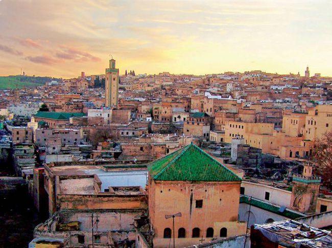 4-fabulous-short-haul-hen-night-destinations-from-red-seven-Marrakech-