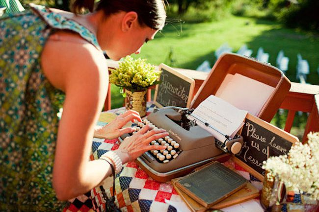 5-quirky-alternatives-to-traditional-wedding-guest-books-celebration-tree-typewriter