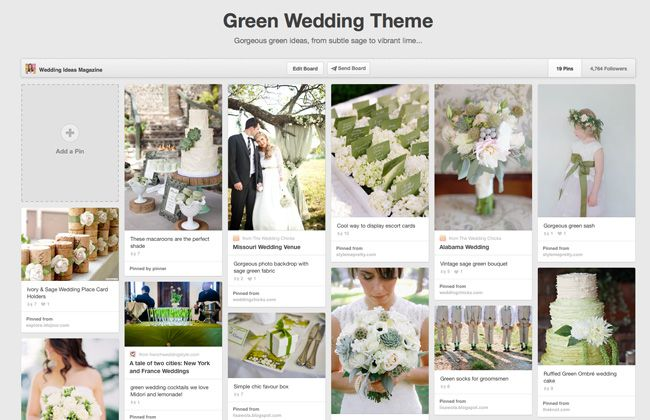 6-gorgeous-green-wedding-details-perfect-for-st-patricks-day-pinterest