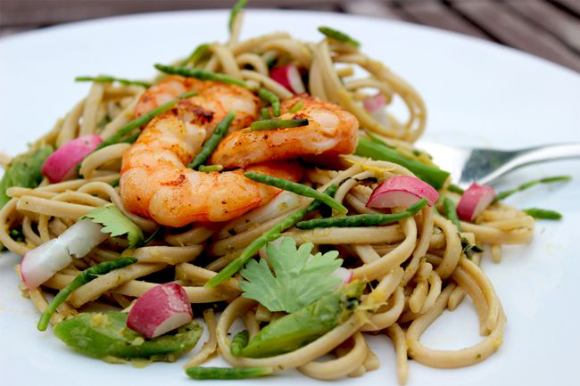 7-brilliant-slimming-tips-for-busy-brides-to-be-prawn-and-samphire-stir-fry