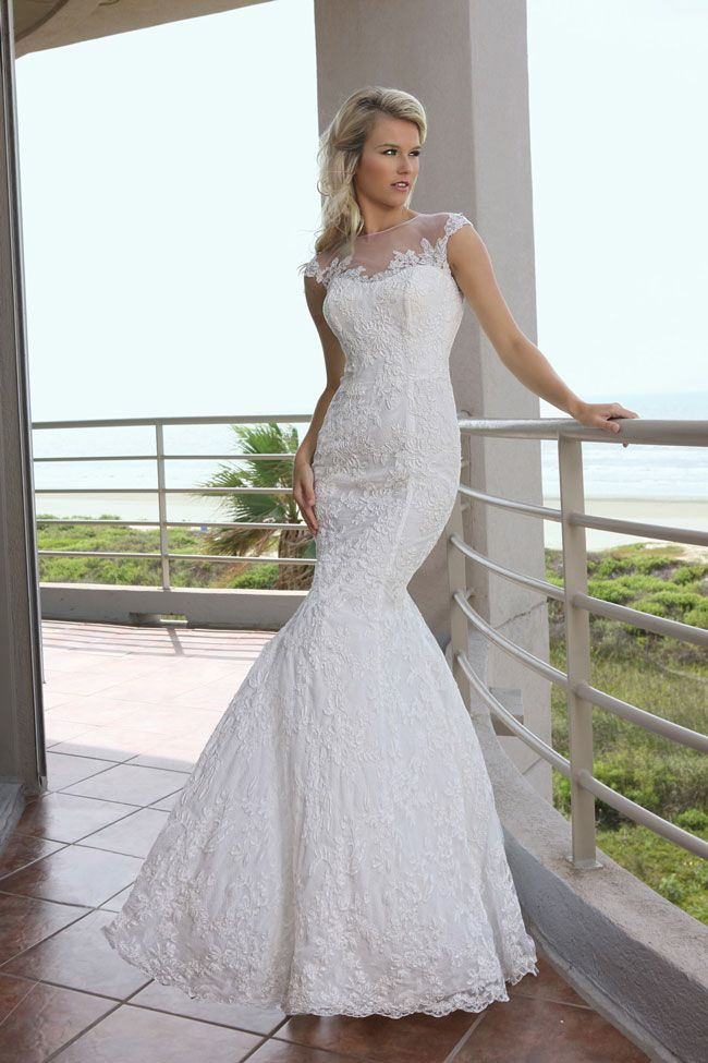8-gorgeous-new-wedding-dresses-that-will-work-with-your-theme-50241A---Country-Garden