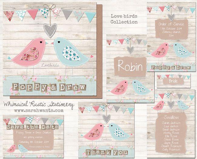 award-winning-wedding-stationery-designs-for-summer-2014-lovebirds-