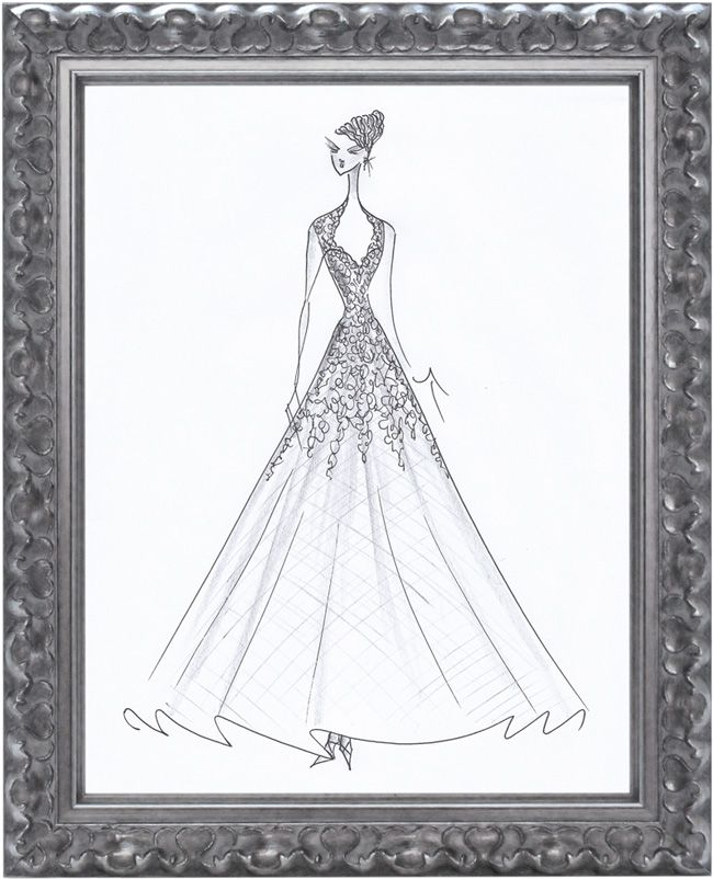 make-a-wedding-meme-and-you-could-win-a-justin-alexander-dress-Sketch
