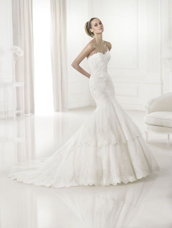 Pronovias 2015 collection