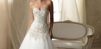 Angelina Faccenda bridal collection 2014