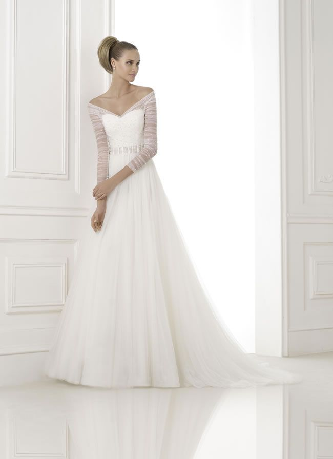 17 Of The Best Wedding Dresses With Sleeves Wedding Ideas Magazine