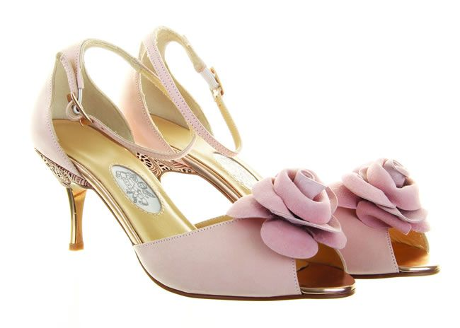 Sugar Plum shoes, £175, Hassall at Rainbow Club