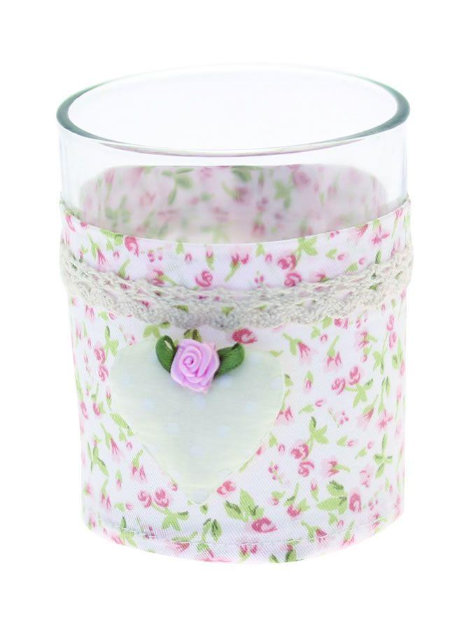 Vintage rose tealight holder, £1.99, weddingmall.co.uk