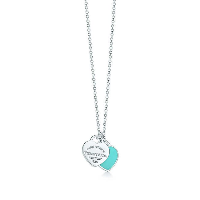 Tiffany blue necklace 15 Wedding day Traditions Explained