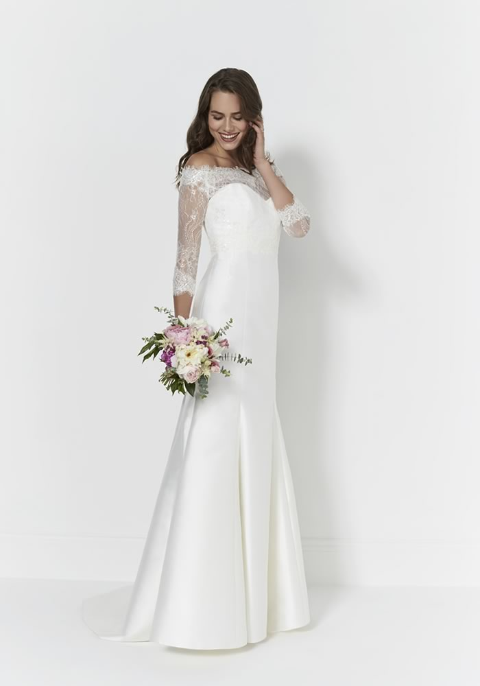 c2b37be20a Wedding Dresses for Older Brides | Wedding Ideas Magazine