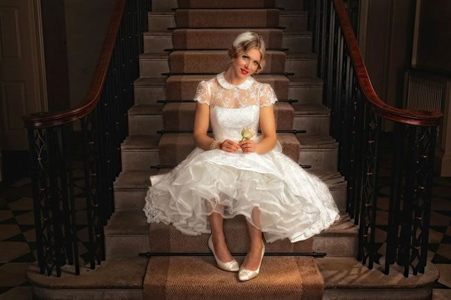Amy from Qiana Bridal Love and Romance Collection 2015