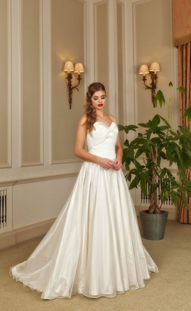 Ellena from Qiana Bridal Love and Romance Collection 2015