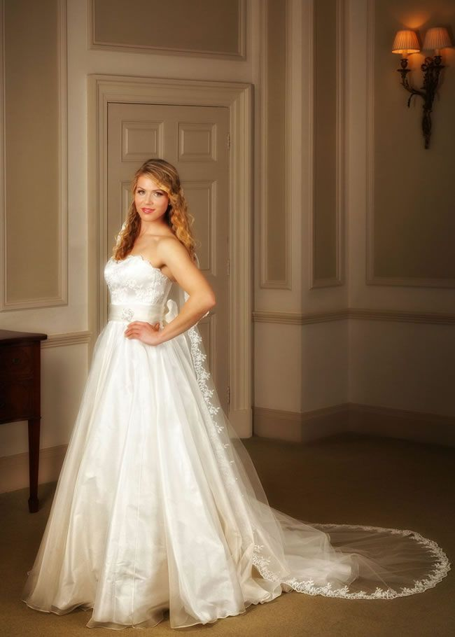 Joanna from Qiana Bridal Love and Romance Collection 2015