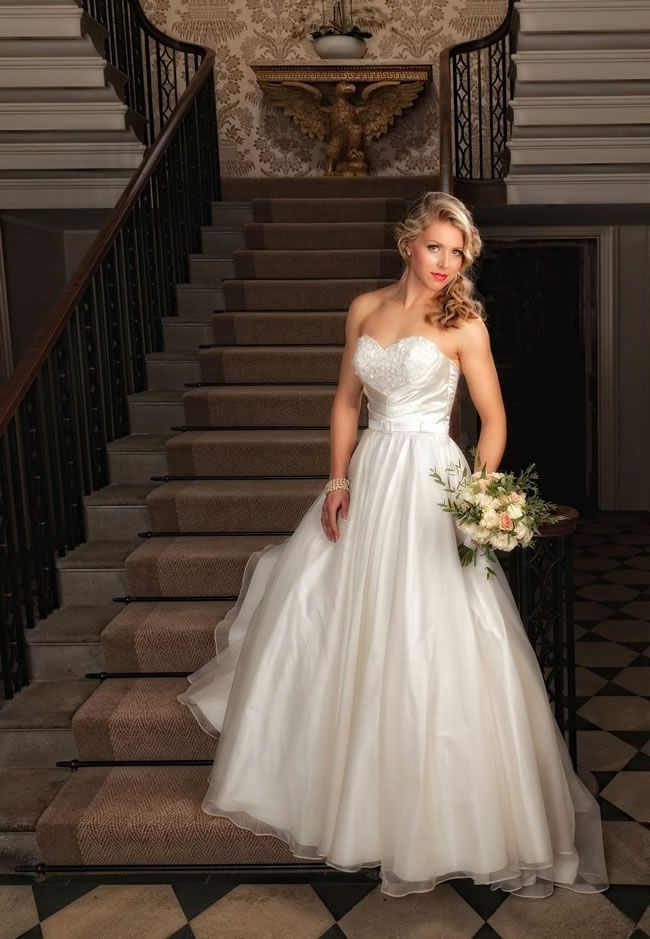 Olivia from Qiana Bridal Love and Romance Collection 2015