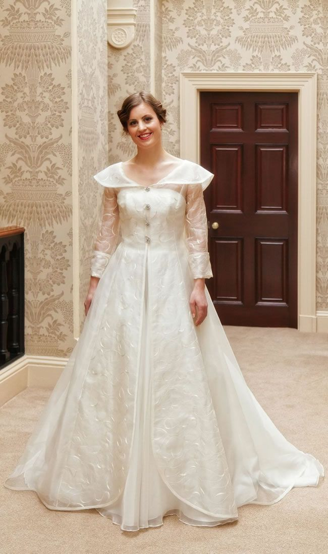 Portia from Qiana Bridal Love and Romance Collection 2015