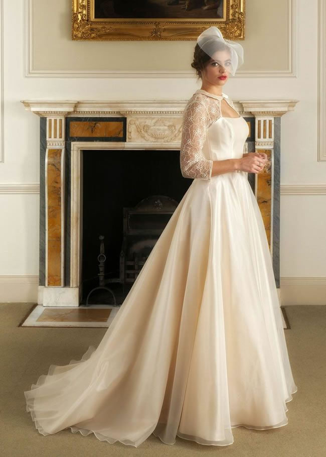 Roseline from Qiana Bridal Love and Romance Collection 2015