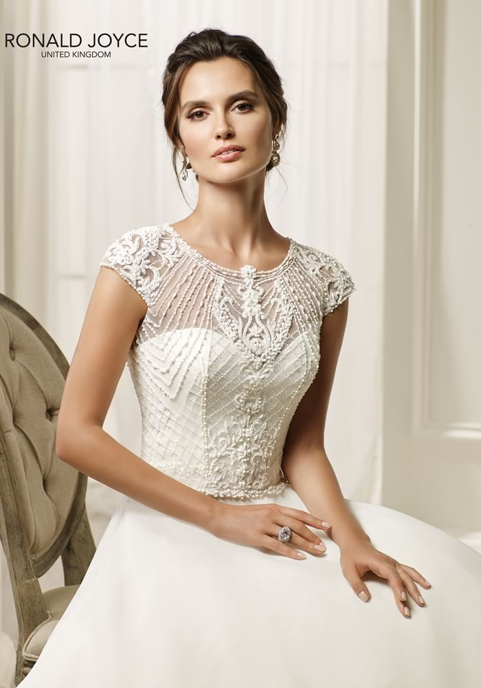 9f2b83c254ff Wedding Dresses for Older Brides | Wedding Ideas Magazine