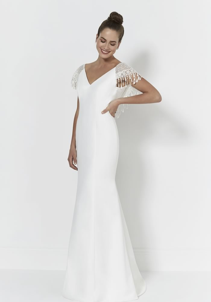 dcd21cf366 Wedding Dresses for Older Brides