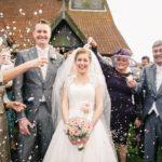 Kryska and Adam's beautiful pink wedding © daffodilwaves.co.uk