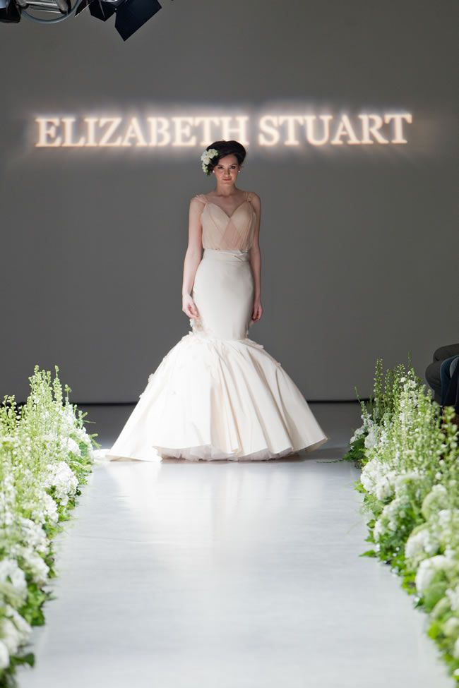 Elizabeth Stuart Bridalwear Collection 2014 © Catherine Mead