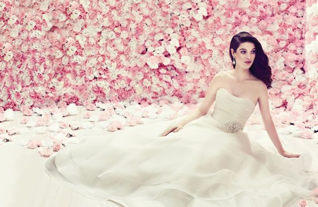 The 2014 Collection From Mikaella Bridal Is Full Of Flattering Designs