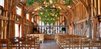 50-of-the-best-uk-wedding-venues-part-2-Gate-street-barn-featured