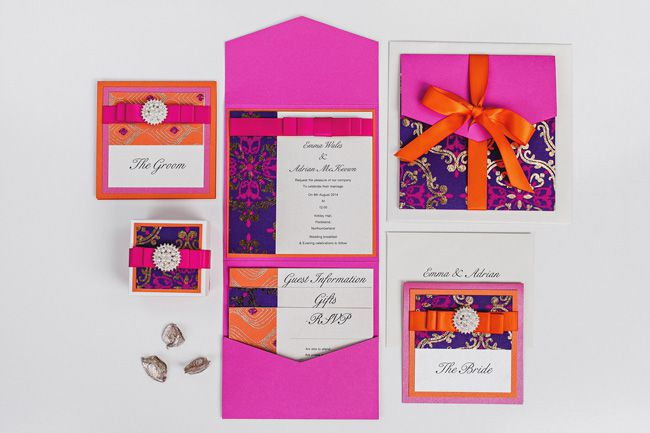 6-wedding-stationery-trends-that-will-never-date-Bright-and-beautiful