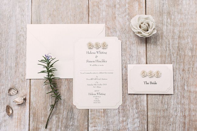 6-wedding-stationery-trends-that-will-never-date-Simple_Rose