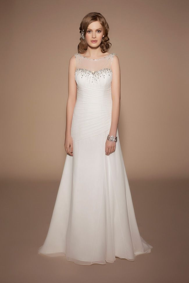 8-lightweight-wedding-dresses-to-keep-you-cool-in-summer-TIA-5403-Front