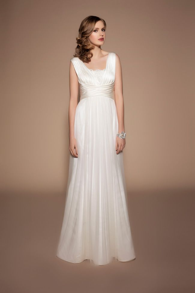 8-lightweight-wedding-dresses-to-keep-you-cool-in-summer-TIA-5405-Front