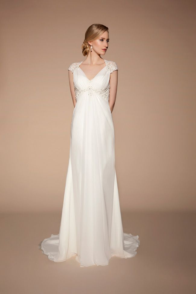 8-lightweight-wedding-dresses-to-keep-you-cool-in-summer-TIA-5417-Front