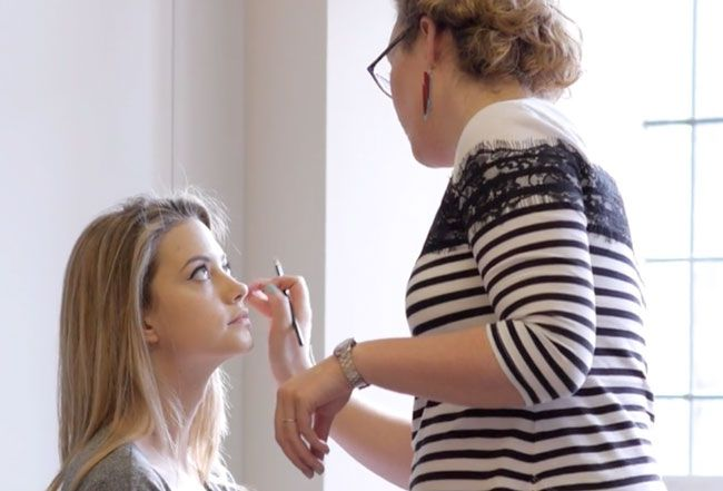 Go-behind-the-scenes-at-the-Wedding-Ideas-cover-shoot-makeup