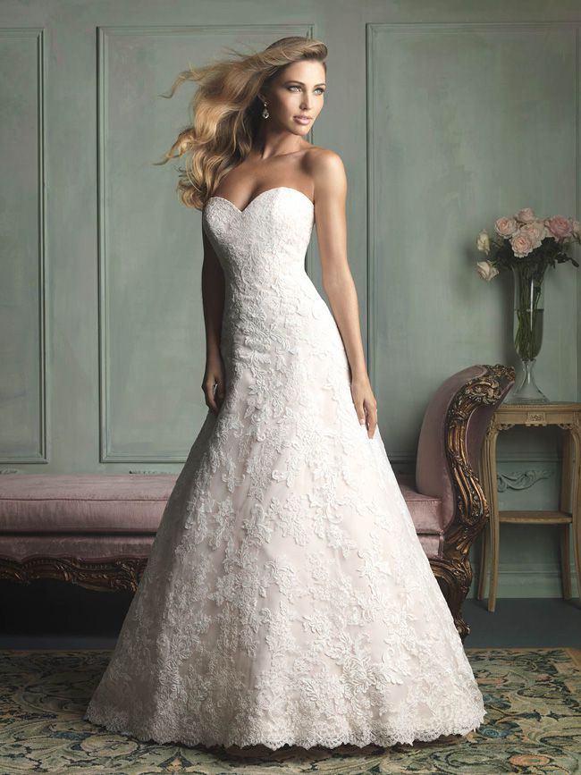 Bridal Accessories To Complement Four Fab Necklines,Cute Cheap Wedding Dresses