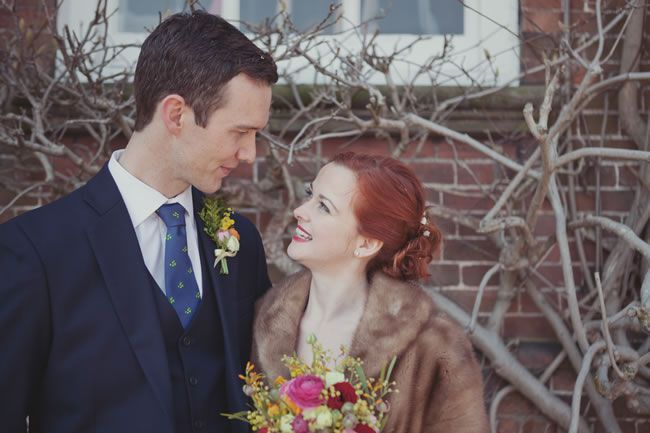 Jane and Duncan's vintage-inspired wedding © philippajamesphotography.com
