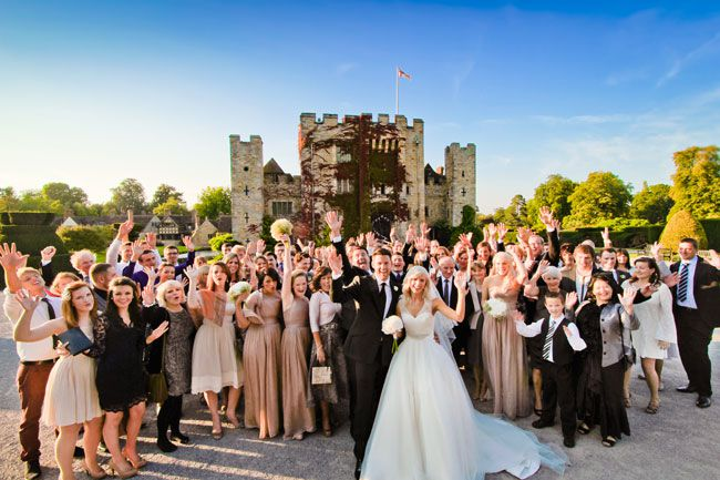 Looking for a wedding venue for 200 guests? Try these…