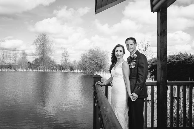 Nina and Phil's military wedding © marielloydphotography.co.uk