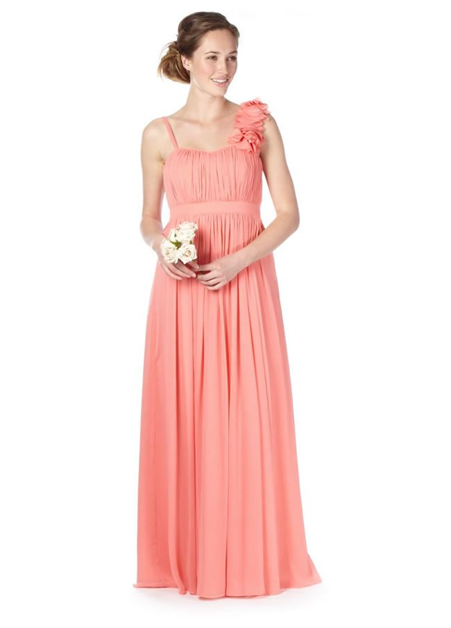 16-fab-high-street-finds-for-bridesmaids-debut-at-debenhams-peach-£110