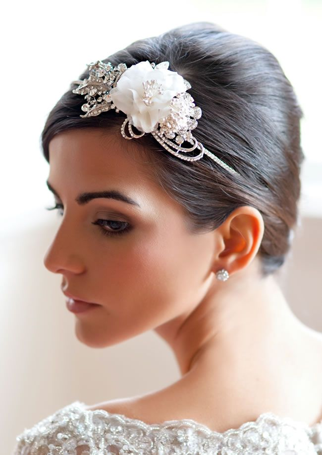 Vintage Rose side tiara, £105, Glitzy Secrets